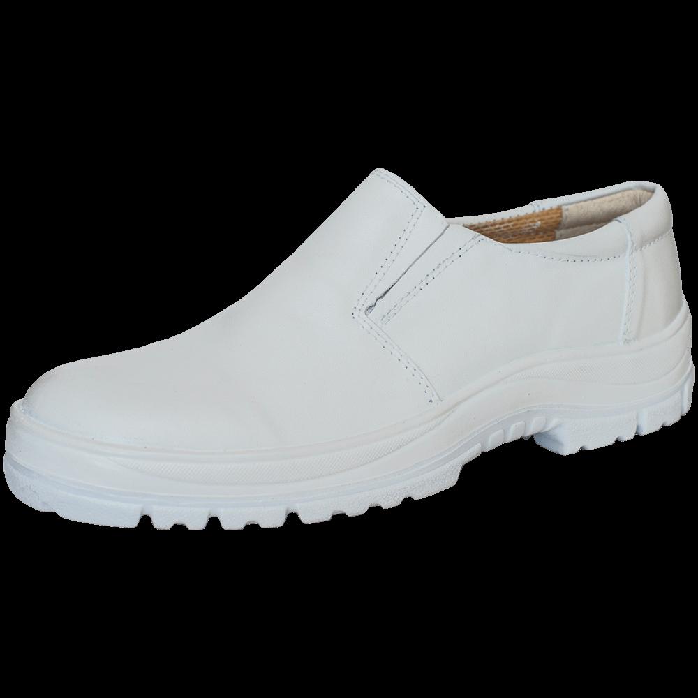 Полуботинки белые ПБ 3100 Мужские