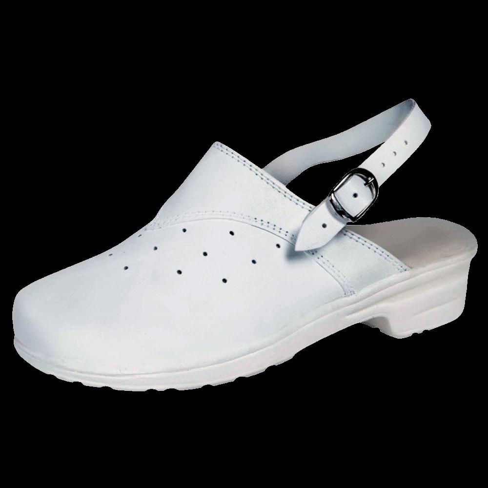 Сабо белые СБ 3020