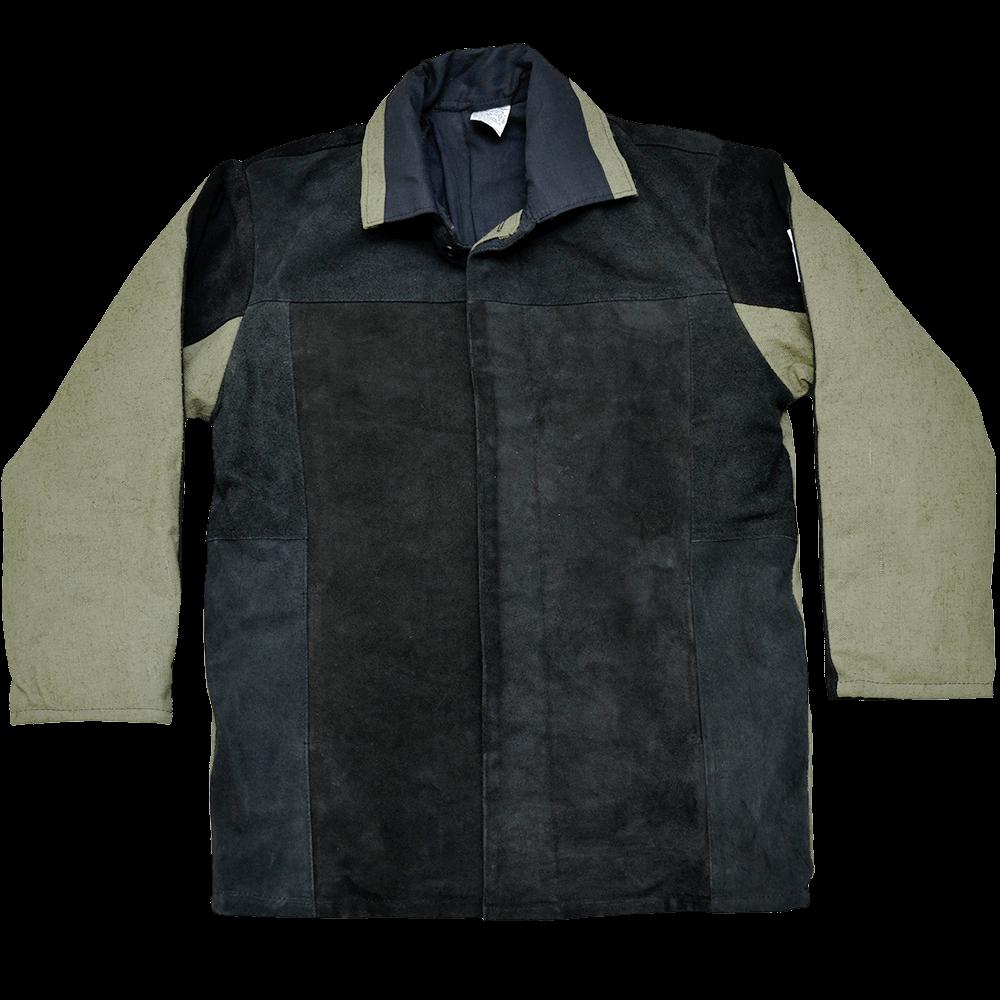 Костюм сварщика со спилком куртка спереди
