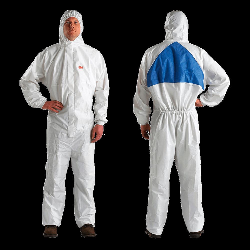 Комбинезон защитный одноразовый 3M 4532 белый