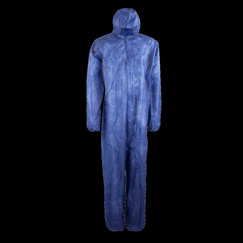 Комбинезон защитный одноразовый Nitras 4510 синий