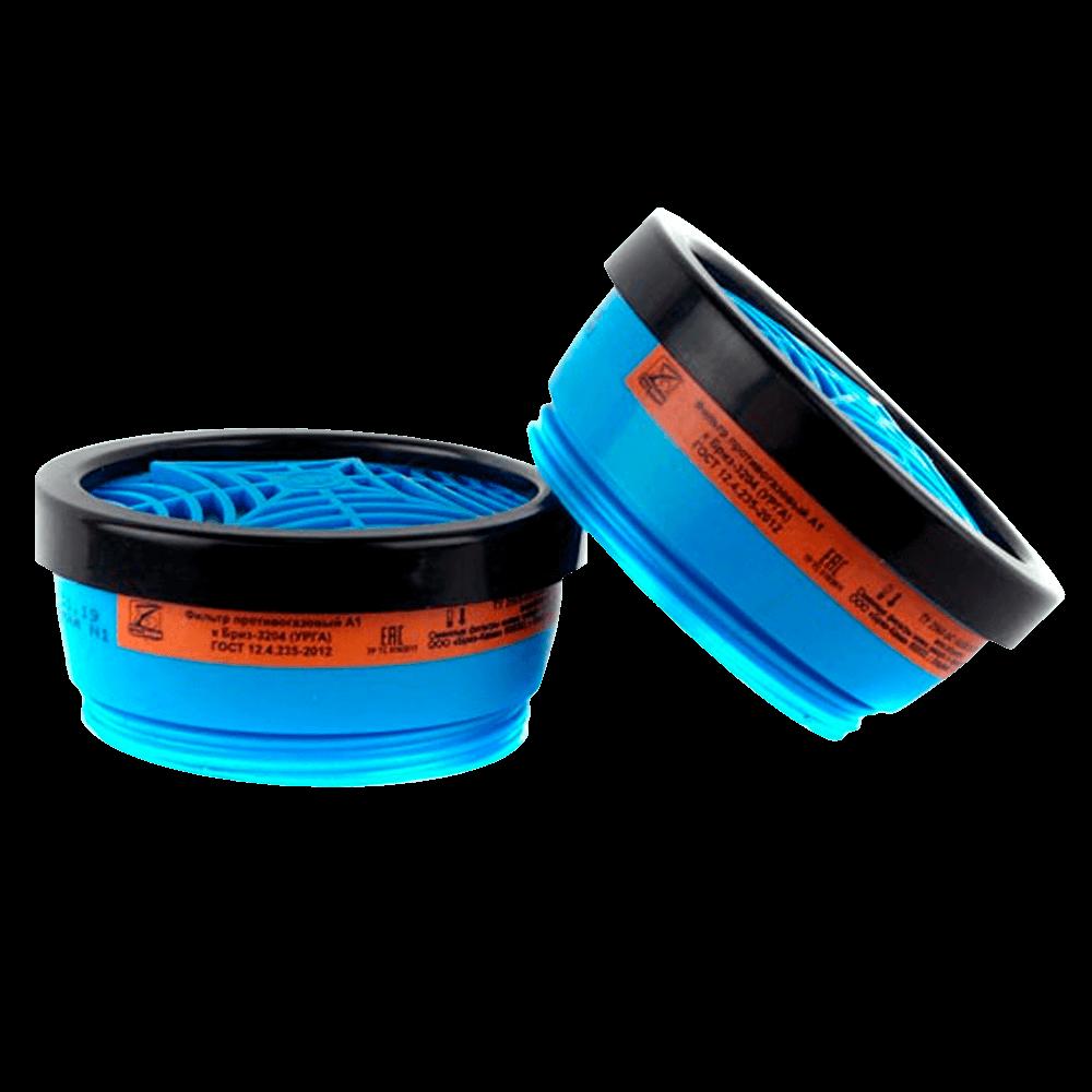 Фильтр противогазовый к Бриз-3204(УРГА) А1