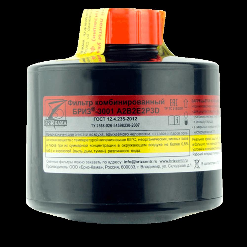 Фильтр комбинированный Бриз-3001 А2B2E2P3D