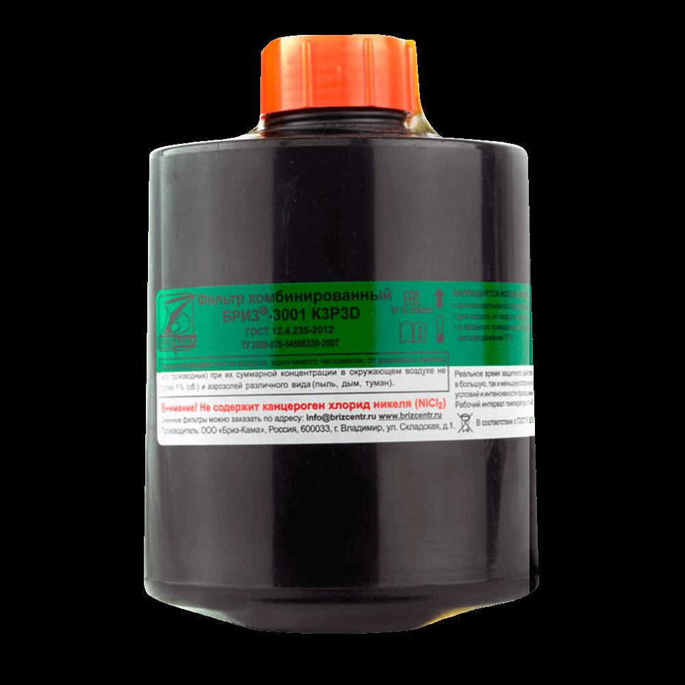 Фильтр комбинированный Бриз-3001 K3P3D