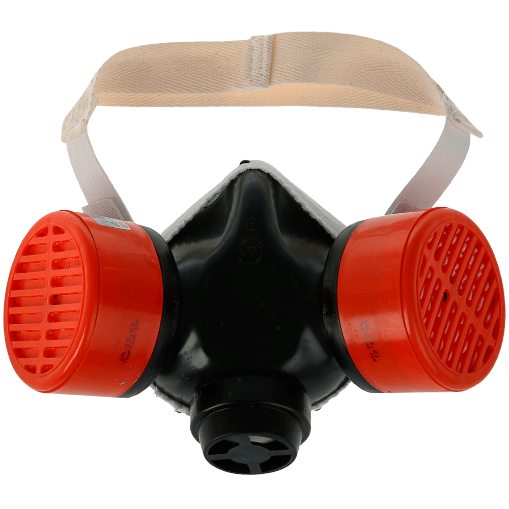 Полумаска Бриз-3201(РУ) фильтр B1P1D