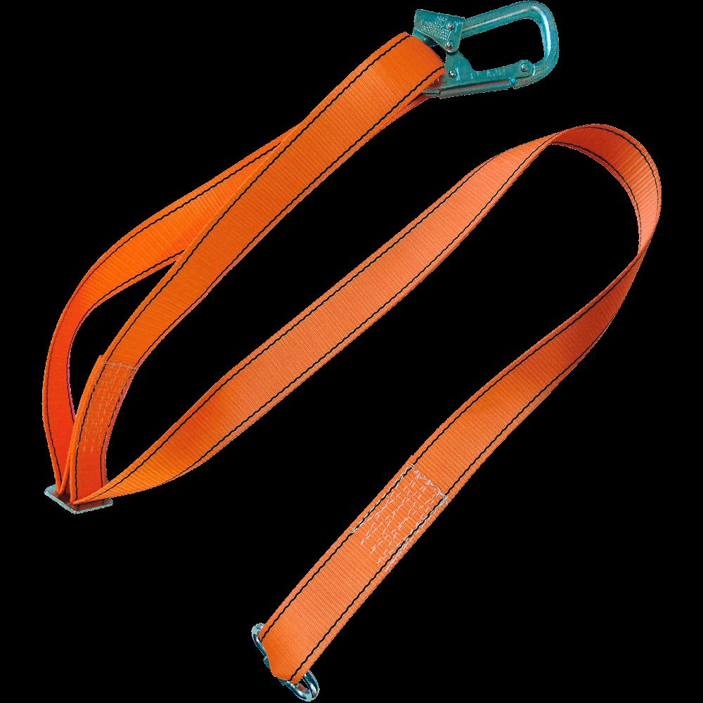 Регулируемый строп А с монтажным и соединительным карабином