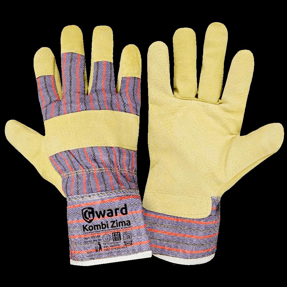 Перчатки комбинированные утепленные Gward Kombi Zima