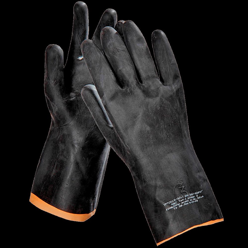 Перчатки резиновые КЩС тип 1 Армавир