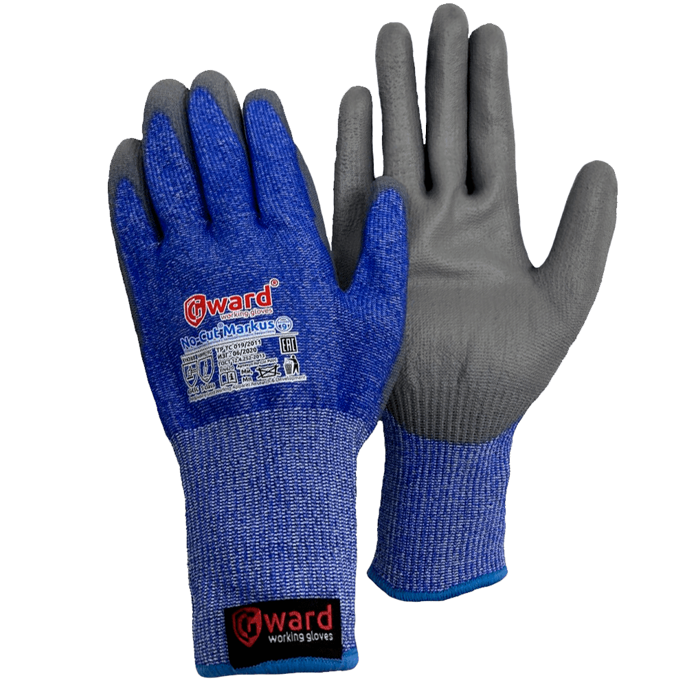 Противопорезные перчатки 5-го класса Gward No-Cut Markus