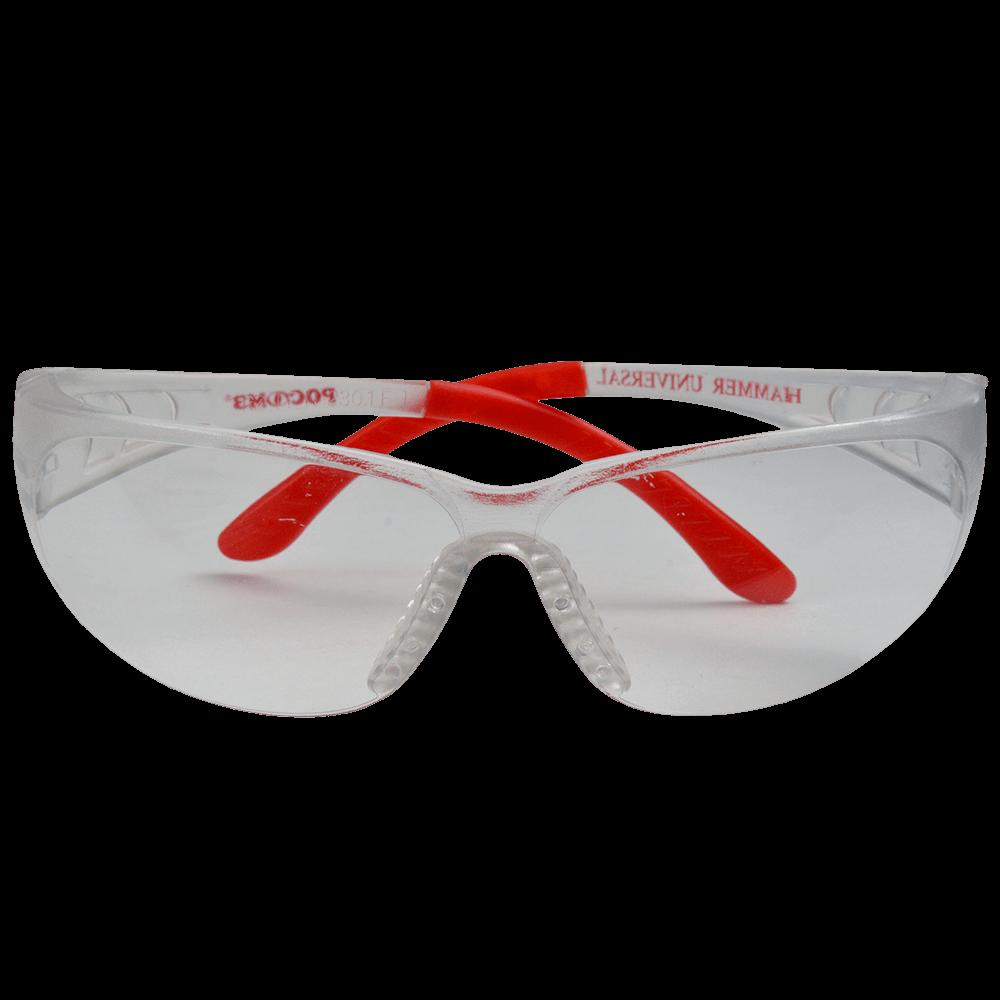 Очки защитные открытого типа О25 Хаммер Универсал