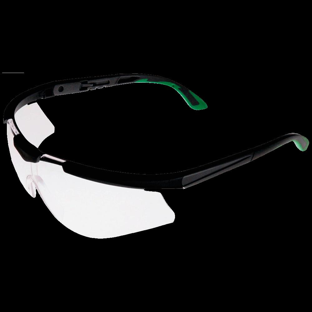 Очки защитные открытого типа О87 Арктик Стронггласс