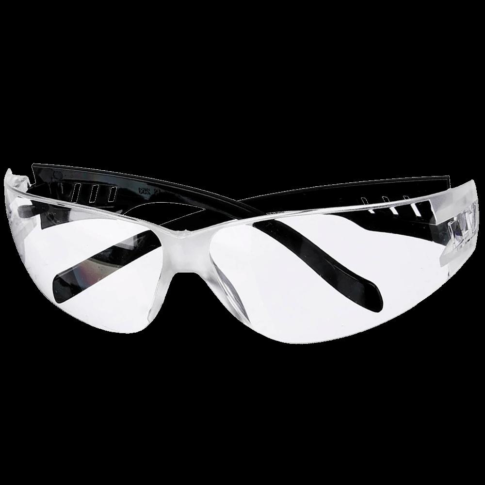Очки открытого типа с черной дужкой Исток Классик прозрачные