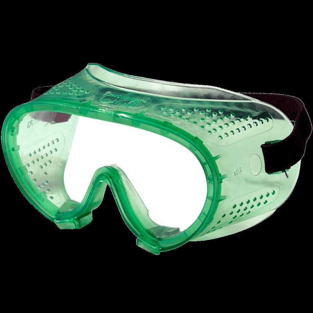 Очки закрытого типа с прямой вентиляцией Исток NEW