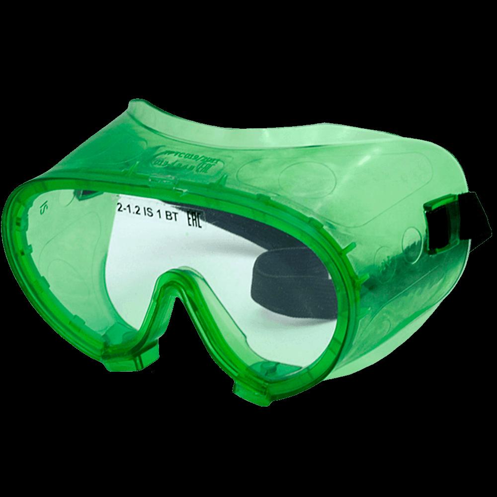 Очки защитные Исток NEW закрытого типа герметичные