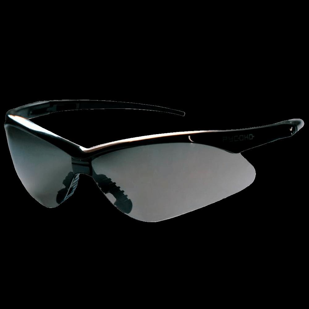 Очки защитные открытого типа РУСОКО Агент Грей