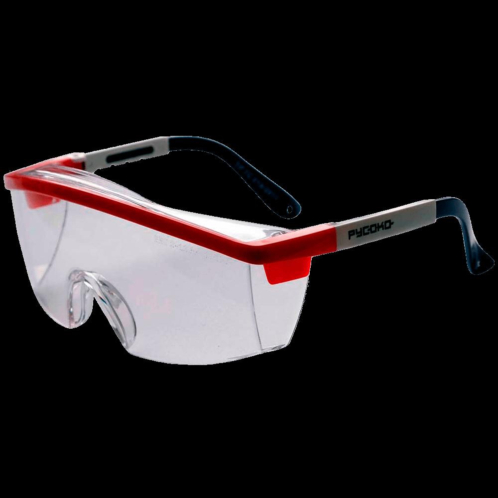 Очки защитные открытого типа РУСОКО Авиатор
