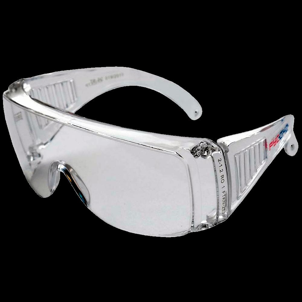 Очки защитные открытого типа РУСОКО Спектр