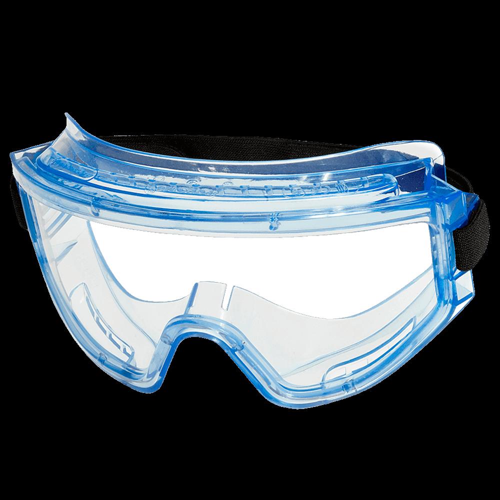 Очки защитные закрытого типа ЗН11 Панорама Супер PC внешняя сторона