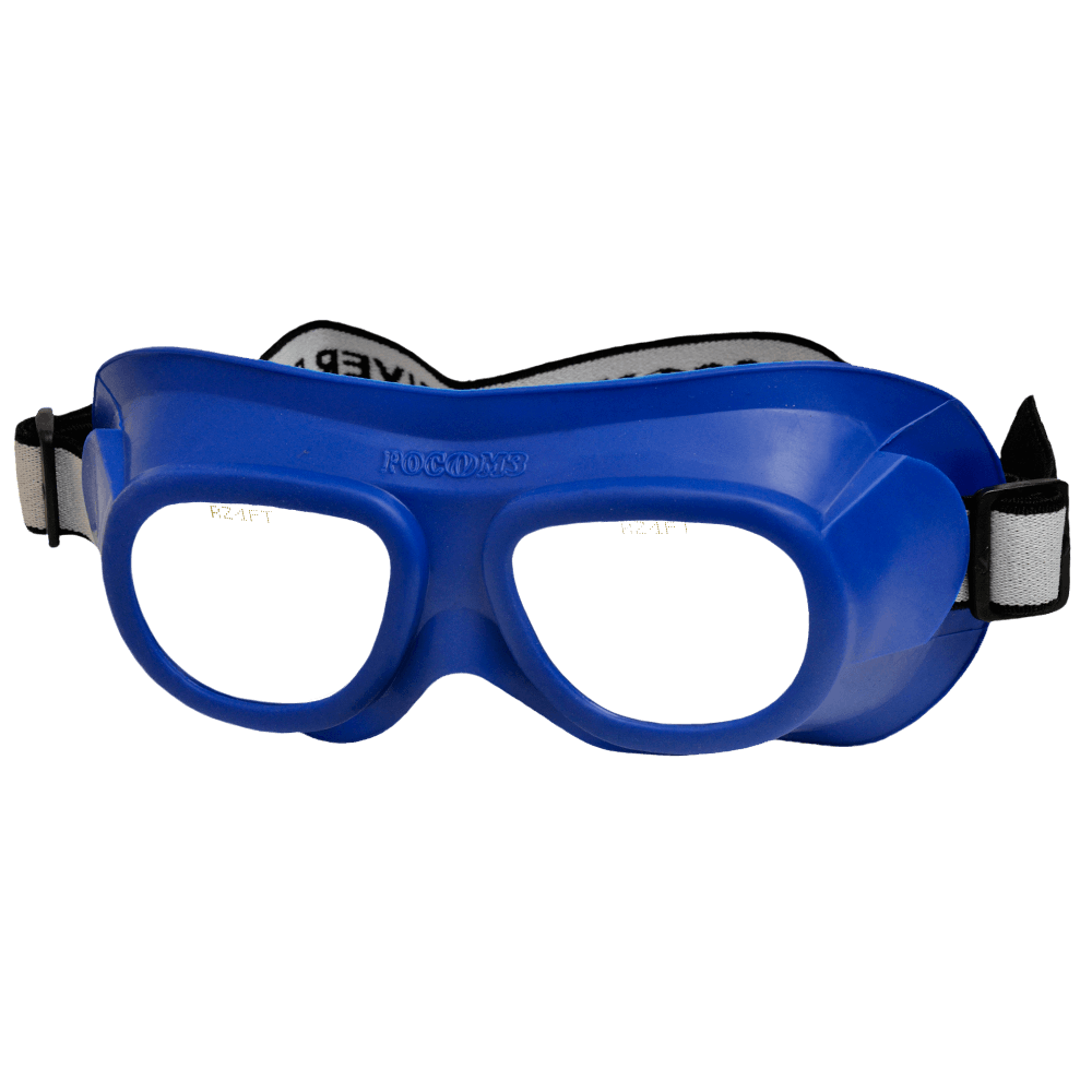 Очки защитные закрытого типа ЗН18-У снаружи