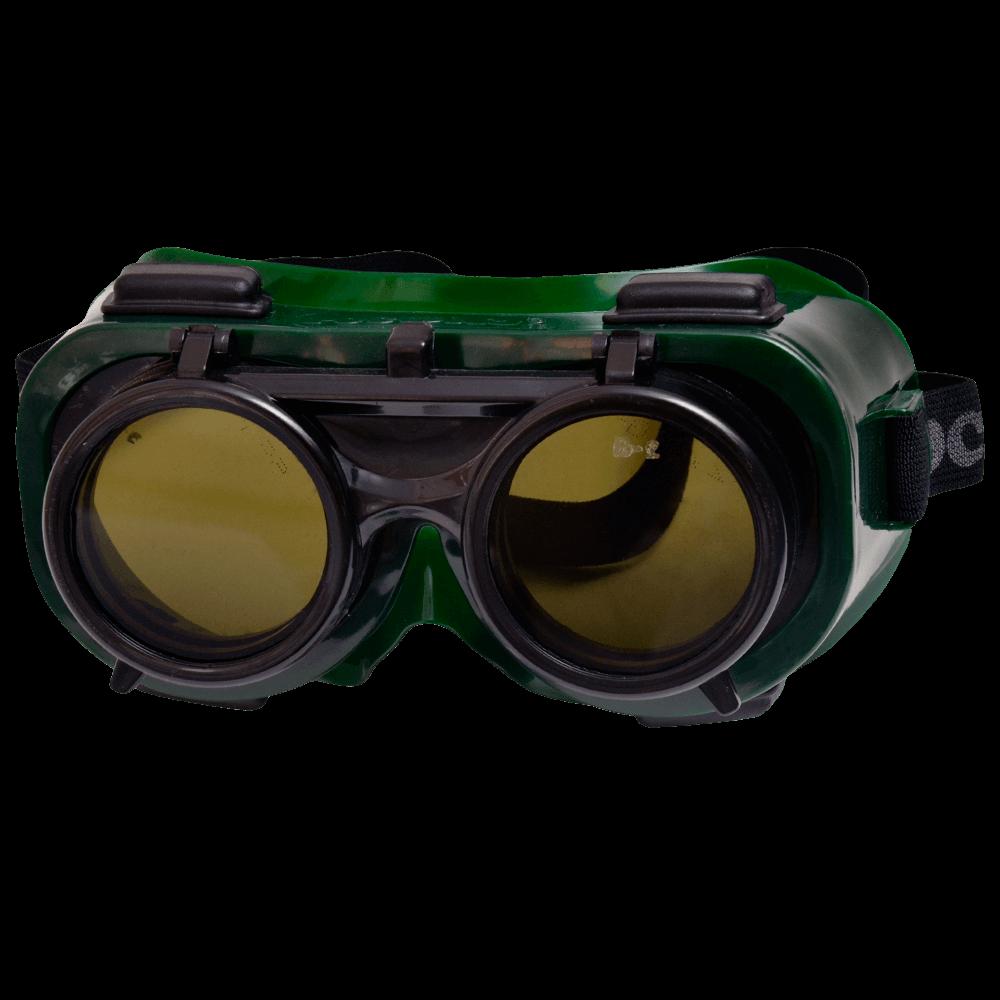 Очки защитные универсальные ЗНД2 Адмирал В2 снаружи